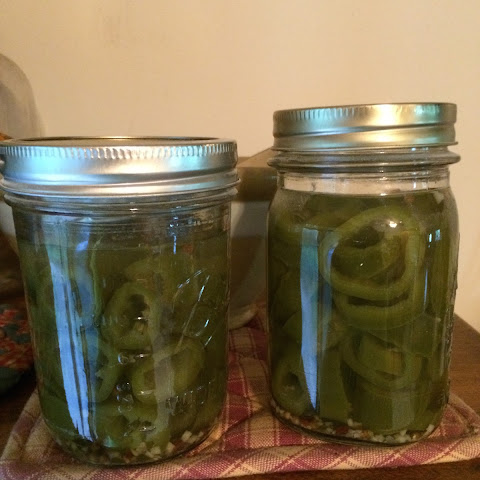 Jalapeno Peppers Canning