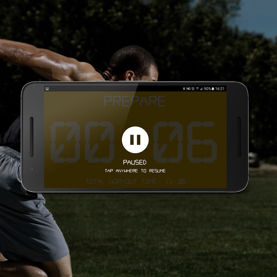 Interval Trainer PRO Screenshot 3