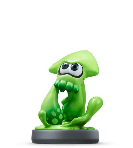 Inkling Squid - Splatoon series