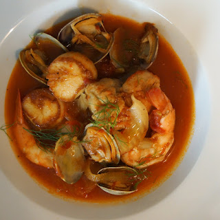 Scallop Shrimp Fish Stew Recipes