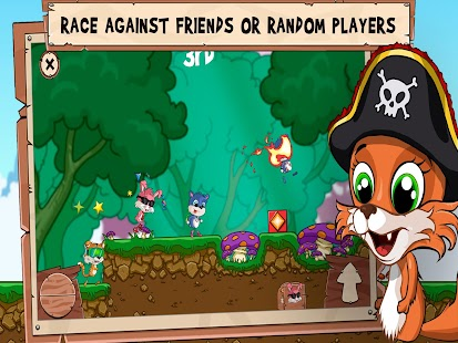 Download Android Game Fun Run 2 - Multiplayer Race for Samsung