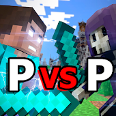 PvP maps for minecraft PE
