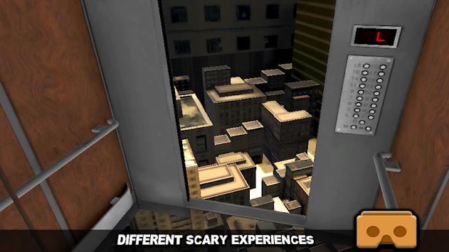 VR Heights Phobia apk screenshot