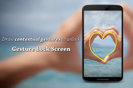 Gesture Lock Screen PRO v1.3 Apk
