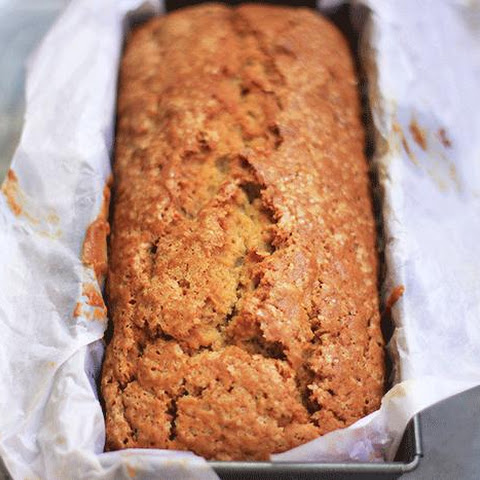 Brown Butter Banana Bread and a Holiday