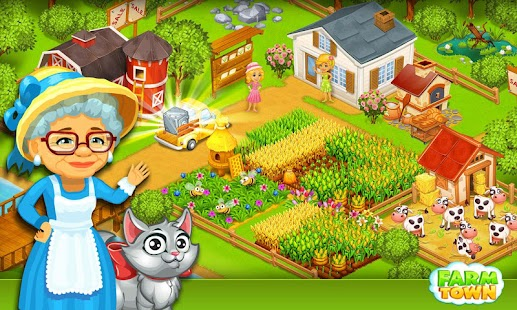 Free Farm Town:Happy City Day Story APK for Windows 8