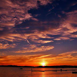 by Todd Rojecki - Landscapes Sunsets & Sunrises