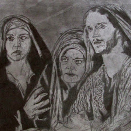 by Alisa Wilkerson - Drawing All Drawing