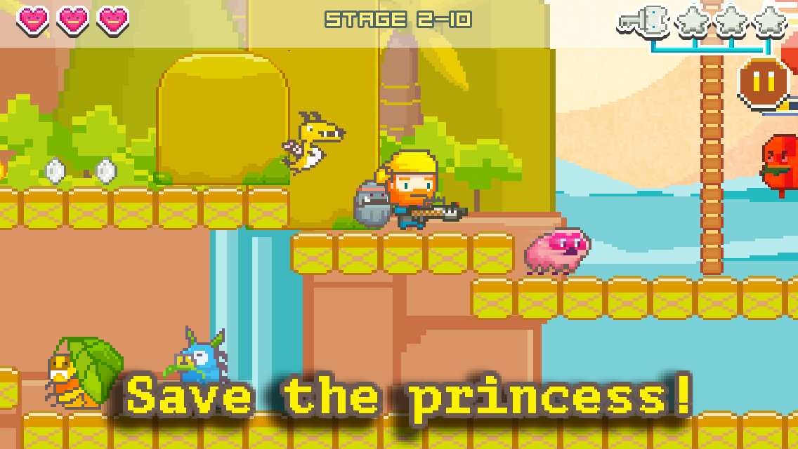 Brave Rascals Screenshot 2