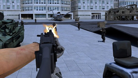 Battlefield Modern Commando - screenshot