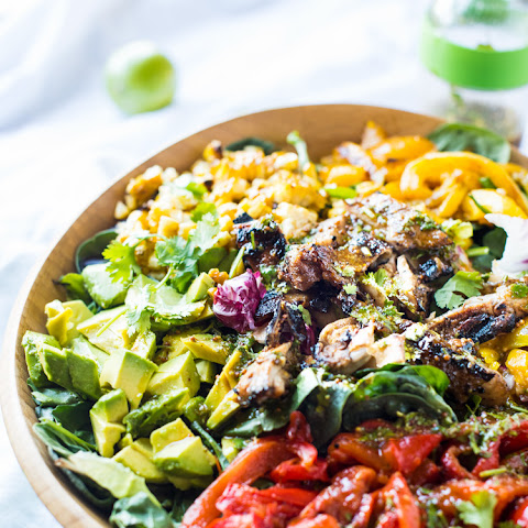 BRAZILIAN FLAIR HONEY MUSTARD CHICKEN SALAD