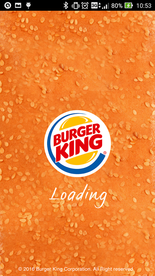 Burger King Polska Screenshot
