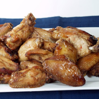 Honey Mustard Wings Recipes