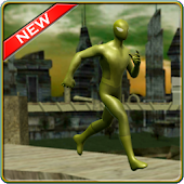 Game Superhero Instinct Runner: Saigon Temple Tracks 3D APK for Windows Phone