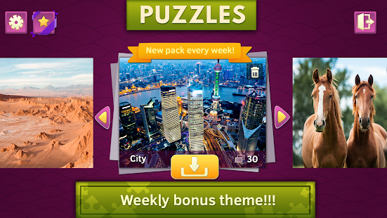 City Jigsaw Puzzles Free for pc