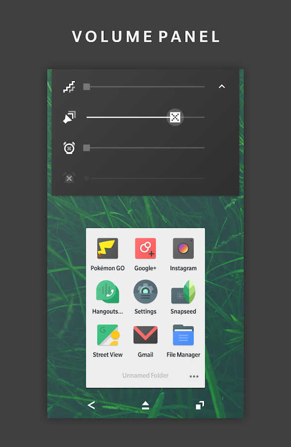 Dezzert CM12/CM13 Theme Screenshot 5