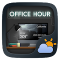 Office Hours GO Weather Widget APK for Ubuntu
