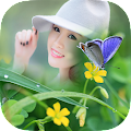 Butterfly Photo Frame 2016 1.1 icon