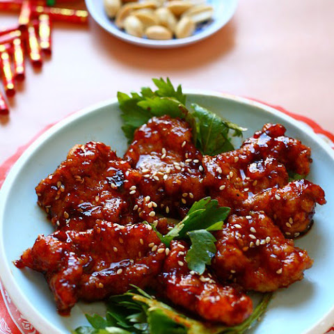 Peking Pork Chops (京都排骨)