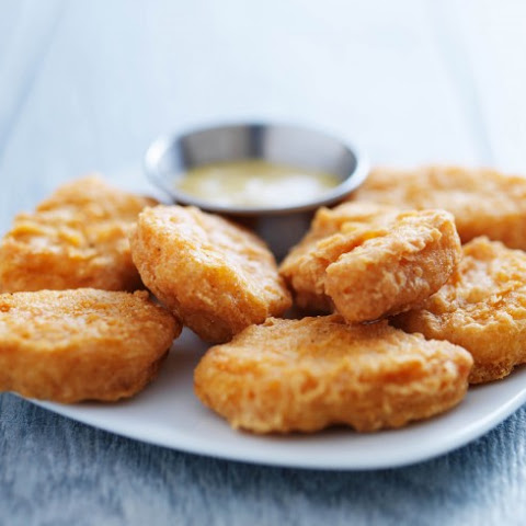 Copycat McDonald's Chicken McNuggets