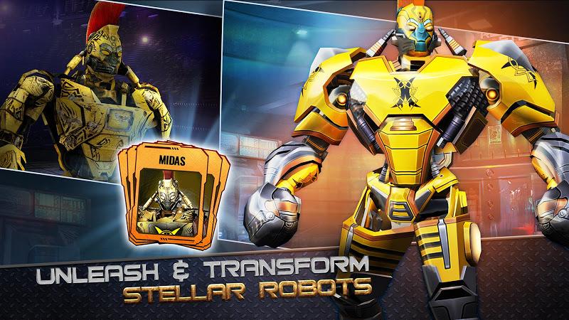 Real Steel World Robot Boxing Screenshot 2