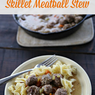 Meatball Stew With Noodles Recipes