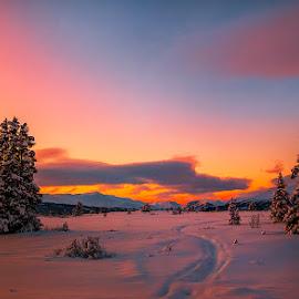 by John Aavitsland - Landscapes Sunsets & Sunrises