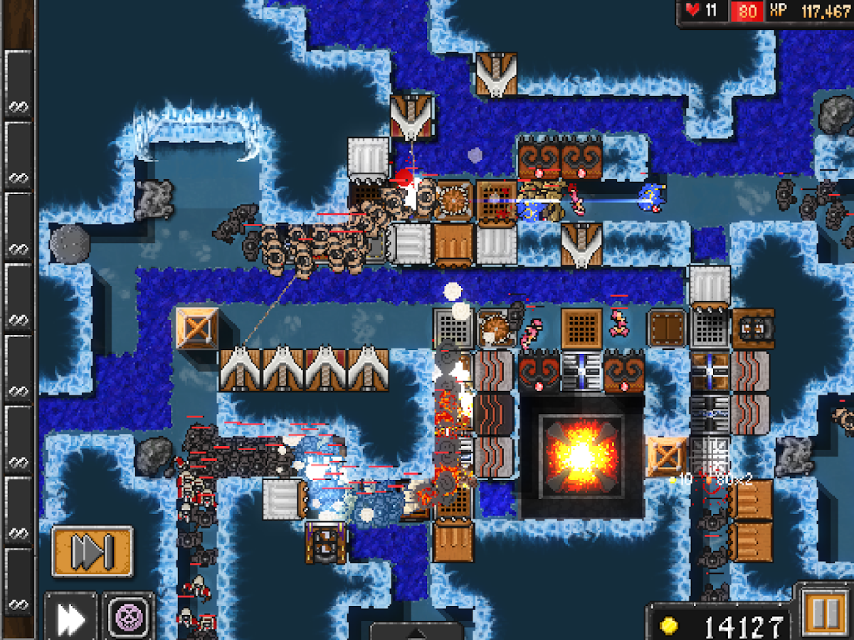 Dungeon Warfare Screenshot 17