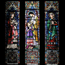 glass by Sue Rickhuss - Buildings & Architecture Places of Worship