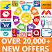 All in One Online Shopping Apps India Offers Deals Icon