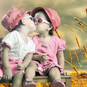 Care Each Other by Bang Munce - Babies & Children Babies