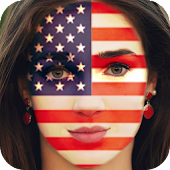 World Flag Profile Photos APK for Bluestacks