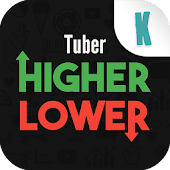 Game Tuber Higher Lower APK for Kindle