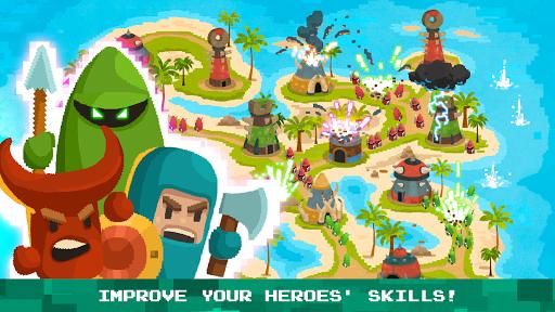 BattleTimeOS - screenshot
