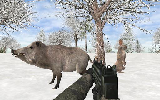 Hunting In The Winter screenshot 1