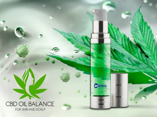 Infinitec lanza 'CBD Oil Balance'.