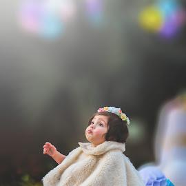 Nooriya Birthday  by Saad Artist - Babies & Children Children Candids ( birthday, pakistan, fine art, baby girl, portrait, photography )