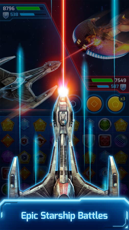 Star Trek ® - Wrath of Gems Screenshot 2