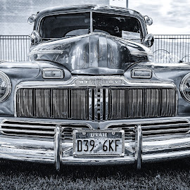 Mercury by Brent Clark - Transportation Automobiles ( car, classic car, automobile, transportation, mercury )