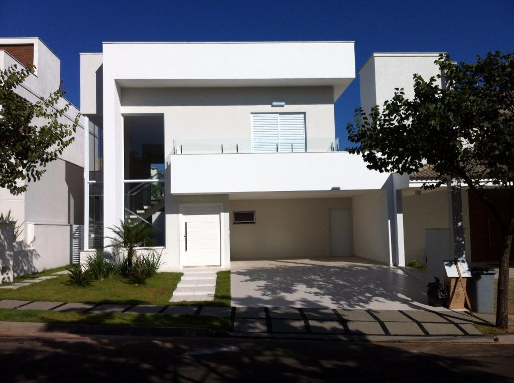 Casa residencial à venda, Condomínio Mont Blanc, Sorocaba - CA4916.