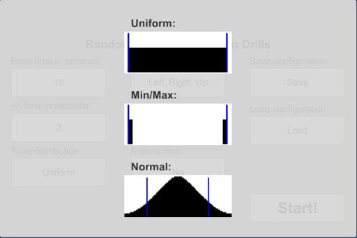 Random Timer (Reaction Drills) - screenshot