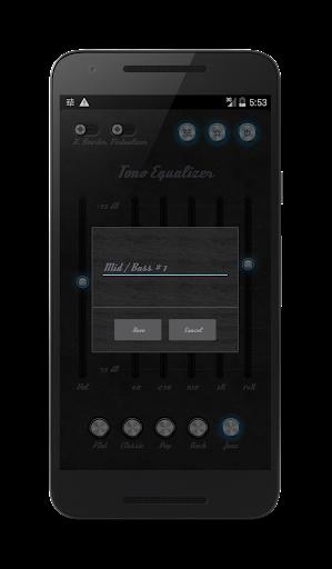 Tono Equalizer Ad - screenshot