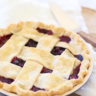 Triple Berry Crumb Pie Recipes