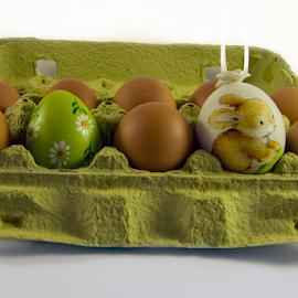 easter eggs by LADOCKi Elvira - Public Holidays Easter ( easter, easter eggs )