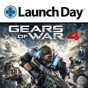 LaunchDay - Gears of War