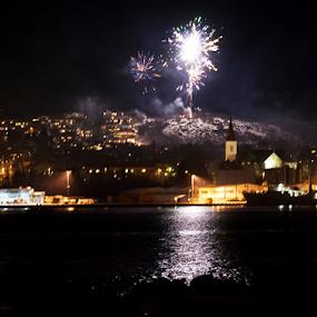 Godt Nytt år by Yvonne Reinholdtsen - Public Holidays New Year's Eve