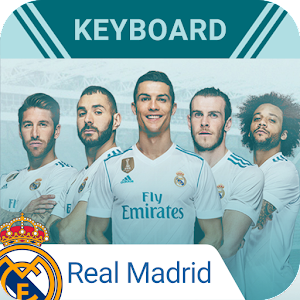 Real Madrid Official Keyboard For PC (Windows & MAC)