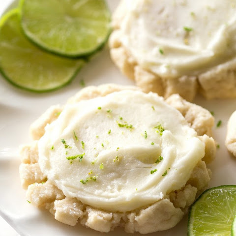Coconut Lime Swig Cookies