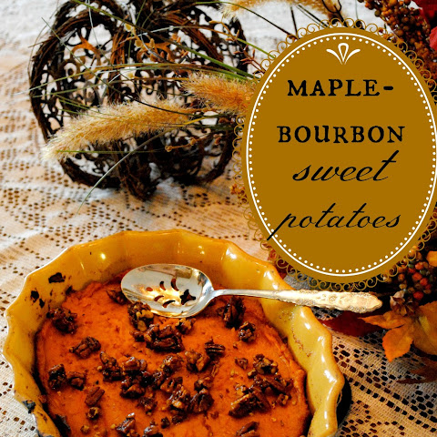 Bourbon Maple Sweet Potato