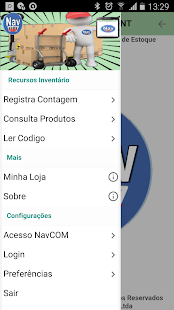 NavCOM-MOBINVENT - screenshot